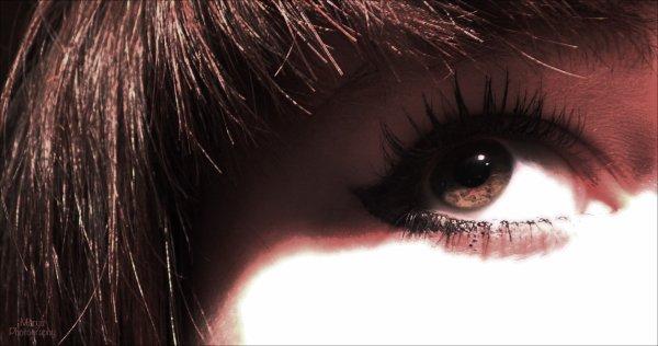 Au fond de mes yeux, tu verras.