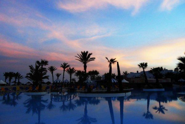 Tunisia in my heart.