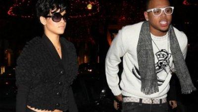 derniere Nouvelles  Chris Brown interdit de contacter Rihanna