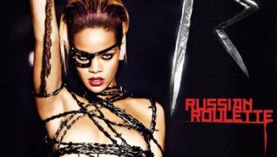 Rihanna : son nouveau single Russian Roulette