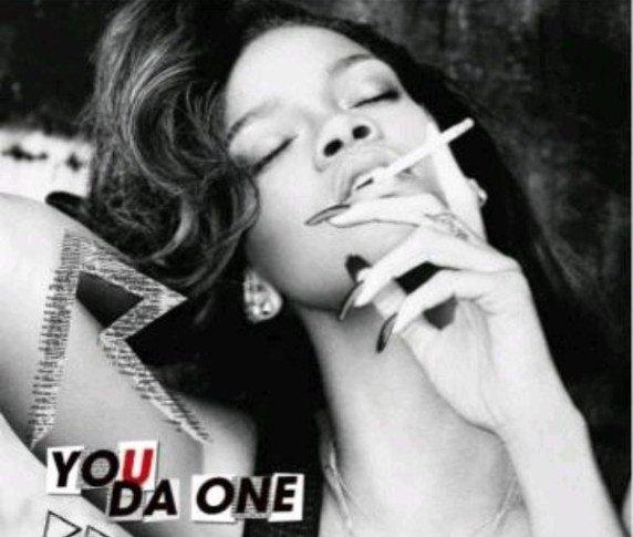 """Rihanna : écoutez son nouveau single """"You Da One"""""""