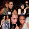 RIHANNA INVITE KATY PERRY À LA BARBADE