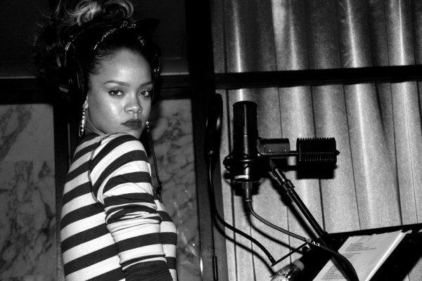 Rihanna, artiste la plus vue sur Youtube
