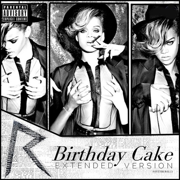 Rihanna : Birthday Cake version longue, disponible le 20 février