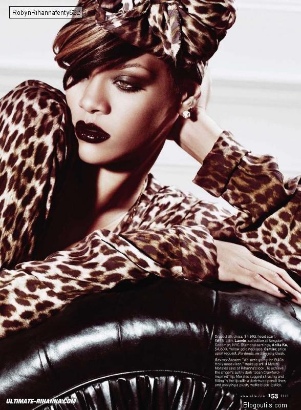 Rihanna atteint les 20 millions d'albums vendus au Royaume Uni