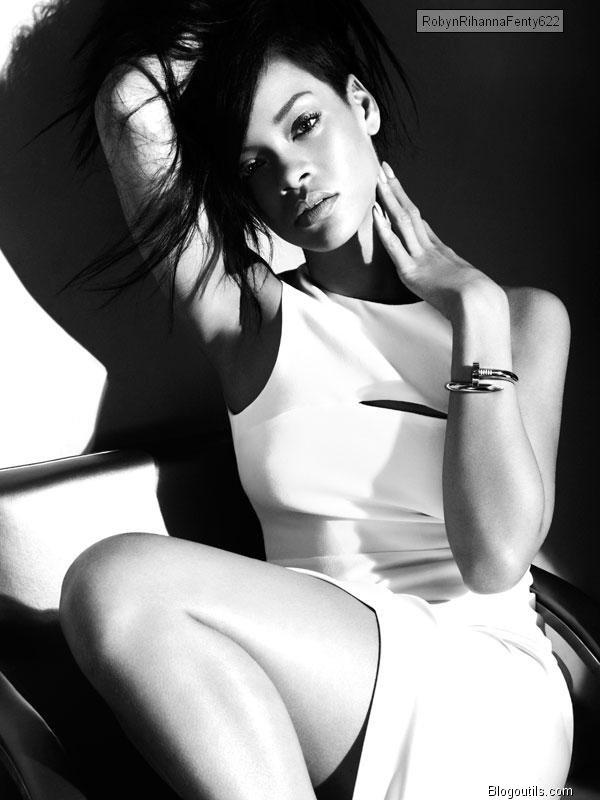 Rihanna confie que l'amour ça fait mal…. Une allusion à Chris Brown ?