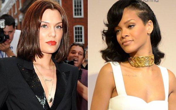 Jessie J se moque de Rihanna,   :  Rihanna : elle insulte une fan sur Instagram !