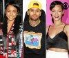 Rihanna et Karrueche Tran