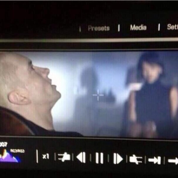 Eminem et Rihanna préparent le clip de The Monster, voici les 1ers clichés