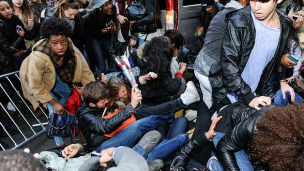 """Rihanna à Paris : """"c'était la guerre"""""""