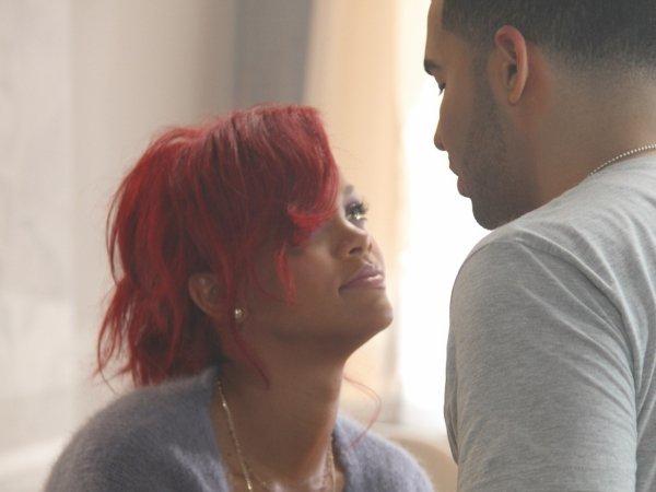 Rihanna et Drake : Une grosse dispute !