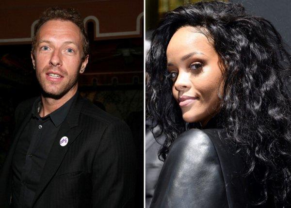 Rihanna et Chris Martin en couple ? Bientôt le duo !