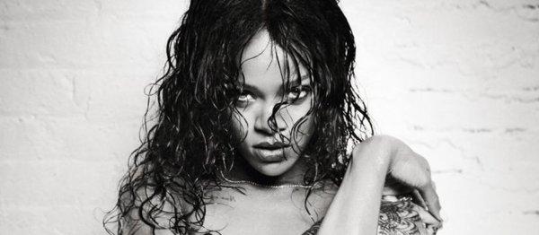 Rihanna, torride et nue, pose pour Esquire