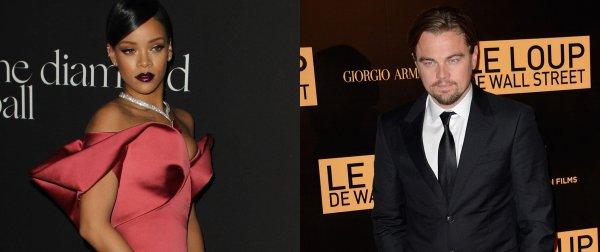 Pourquoi Leonardo DiCaprio et Rihanna, on n'y croit pas
