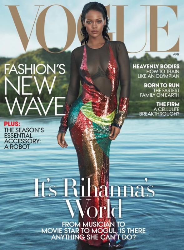 Rihanna : Ses  révélations sur sa rivalité avec Beyoncé