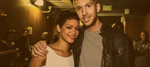 Calvin harris et Rihanna reunie pour un nouveaux single