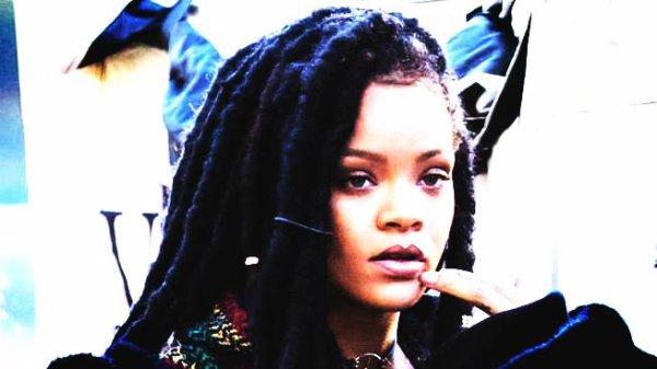 Rihanna sous le choc aprés l ection de Donald TRUMP