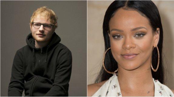 """le titre """"Shape of You"""" etait pour Rihanna"""