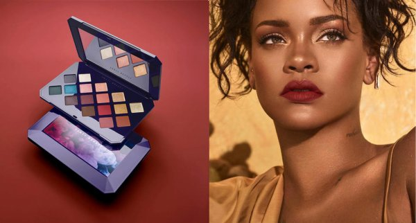 la nouvelle gamme de la marque Fenty Beauty : Moroccan