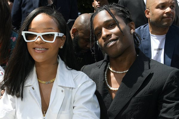 Rihanna et A$AP Rocky  inséparable    ,,Rihanna trés rancunière