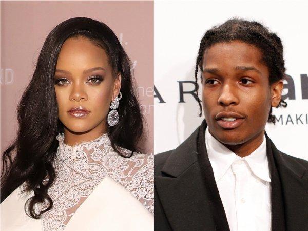 A$AP Rocky  Et Rihanna