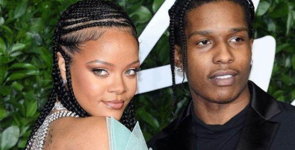 Rihanna et asap Rocky refusé a l entrée d 'une discothèque !!!