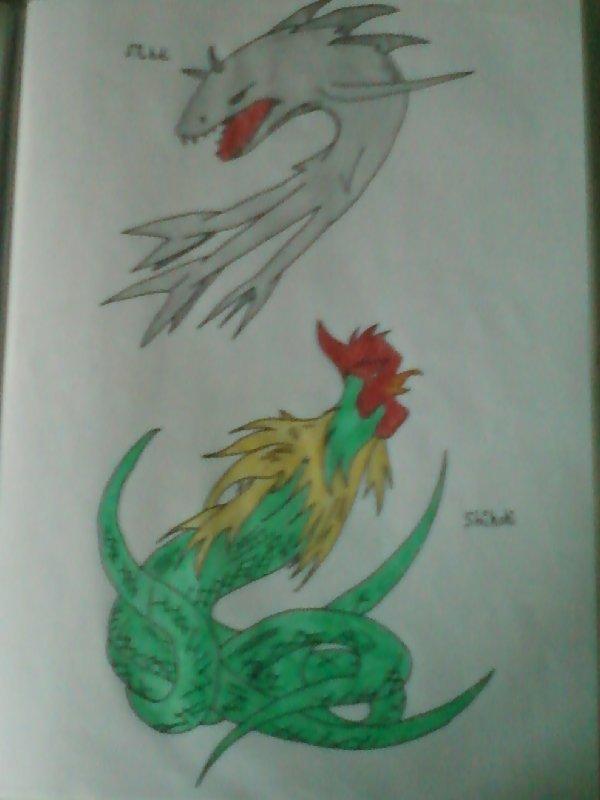 Mes dessins ^-^ (partie 1)