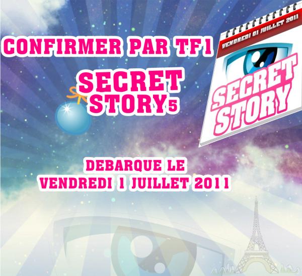 Secret Story 5 :