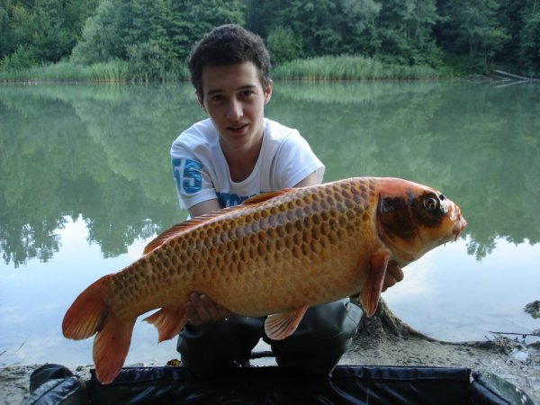 Le plus beau poisson de la session