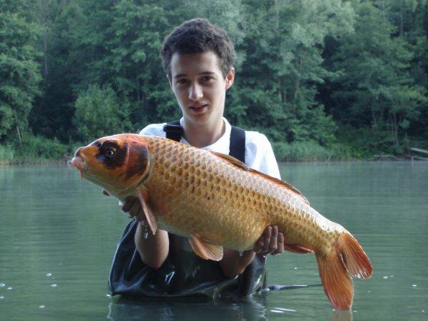 Le plus beau poisson de la session