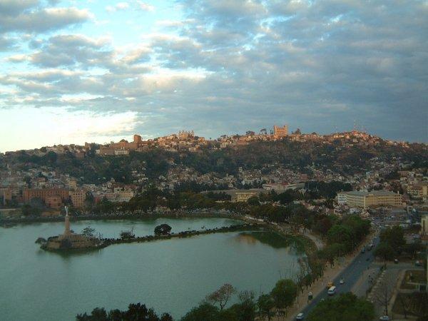 Tananarive La capitale de Madagascar