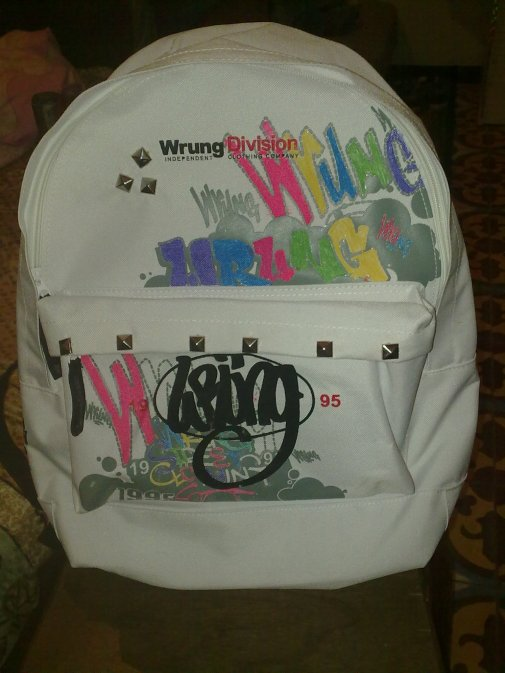my school bag