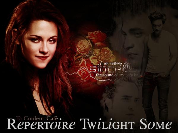 SO-ME 8-P Répertoire Twilight Some