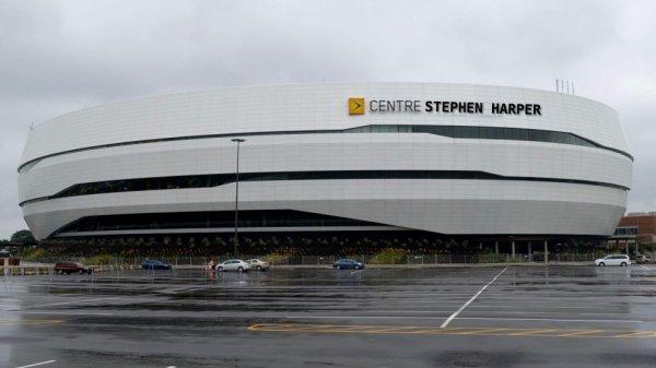 Le centre  Stephen Harper