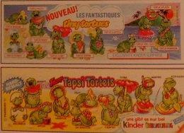 TINY TORTUES  1993 (France)(D 91)/(ITA 92)/(BR/BNL/E/DK93)