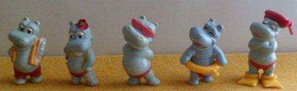 1988  DIE HAPPY HIPPOS