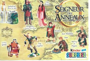 LE SEIGNEUR DES ANNEAUX  2001 (Allemagne / France / EU )