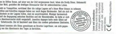 DIE DROLLY DINOS  1993 (Allemagne)