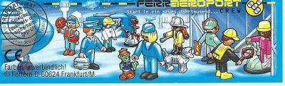 FERRAEROPORT START IN EIN NEUES JAHRTAUSEND : 2000 (Allemand)