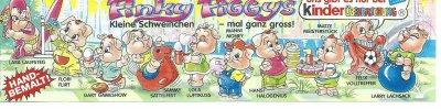 PINKY PIGGYS  2000 (Allemand)