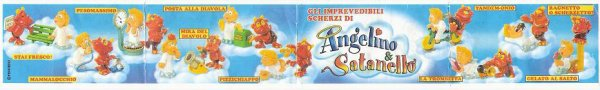 ANGELINO ET SATANELLO 2002 (Italie)