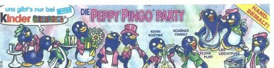 DIE PEPPY PINGO PARTY  1994  (Allemand)