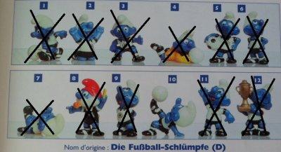 1988  DIE FUBBALL-SCHLÜMPFE