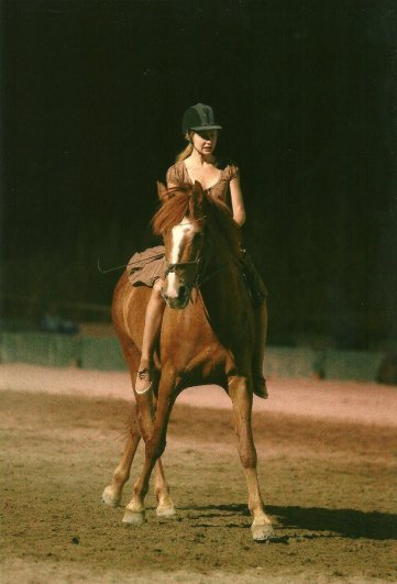 """""""Faites du cheval un compagnon et non un esclave, vous verrez quel ami extraordinaire il est."""""""