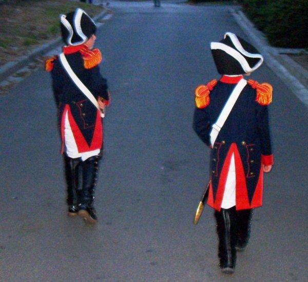 Les deux nouveaux gendarmes de Beria  2012