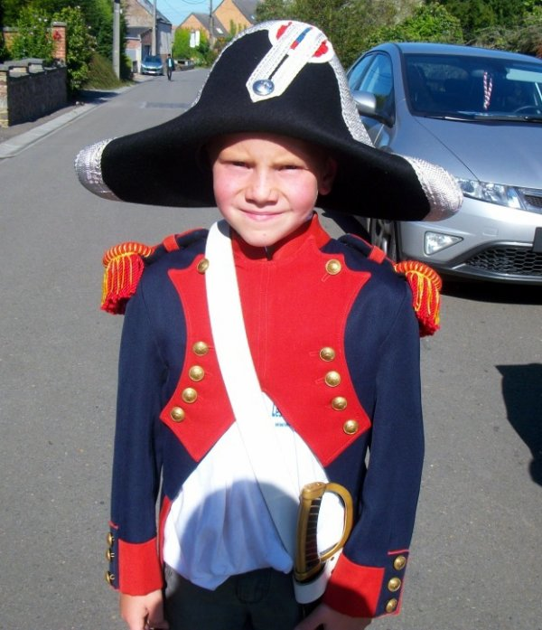 Gendarme de Quevy Le Petit 2012