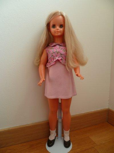 Betsie robe Olympia 67/68