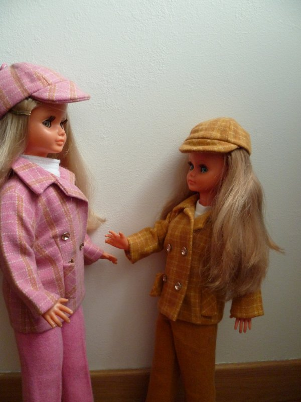 Drôles de dames....Betsie et Cathie en duo juke box