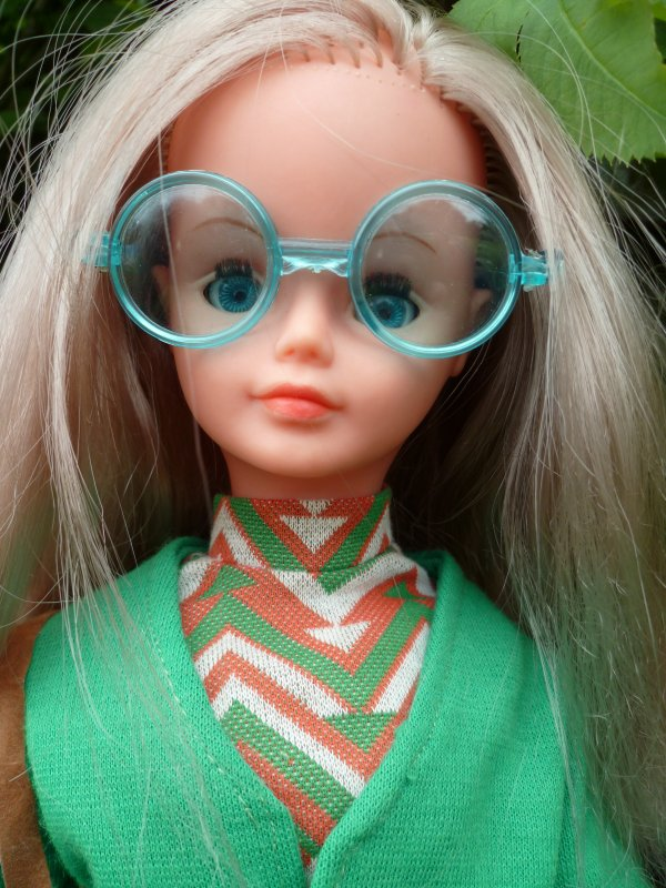 Cathie en tenue Austrans 1975