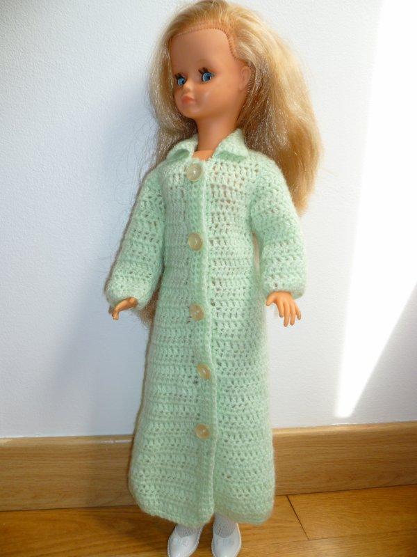 La Garde Robe de Cathie confectionnée par ma grand mère(suite)